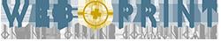 WEB & PRINT | Online & Offline Communicatie Logo